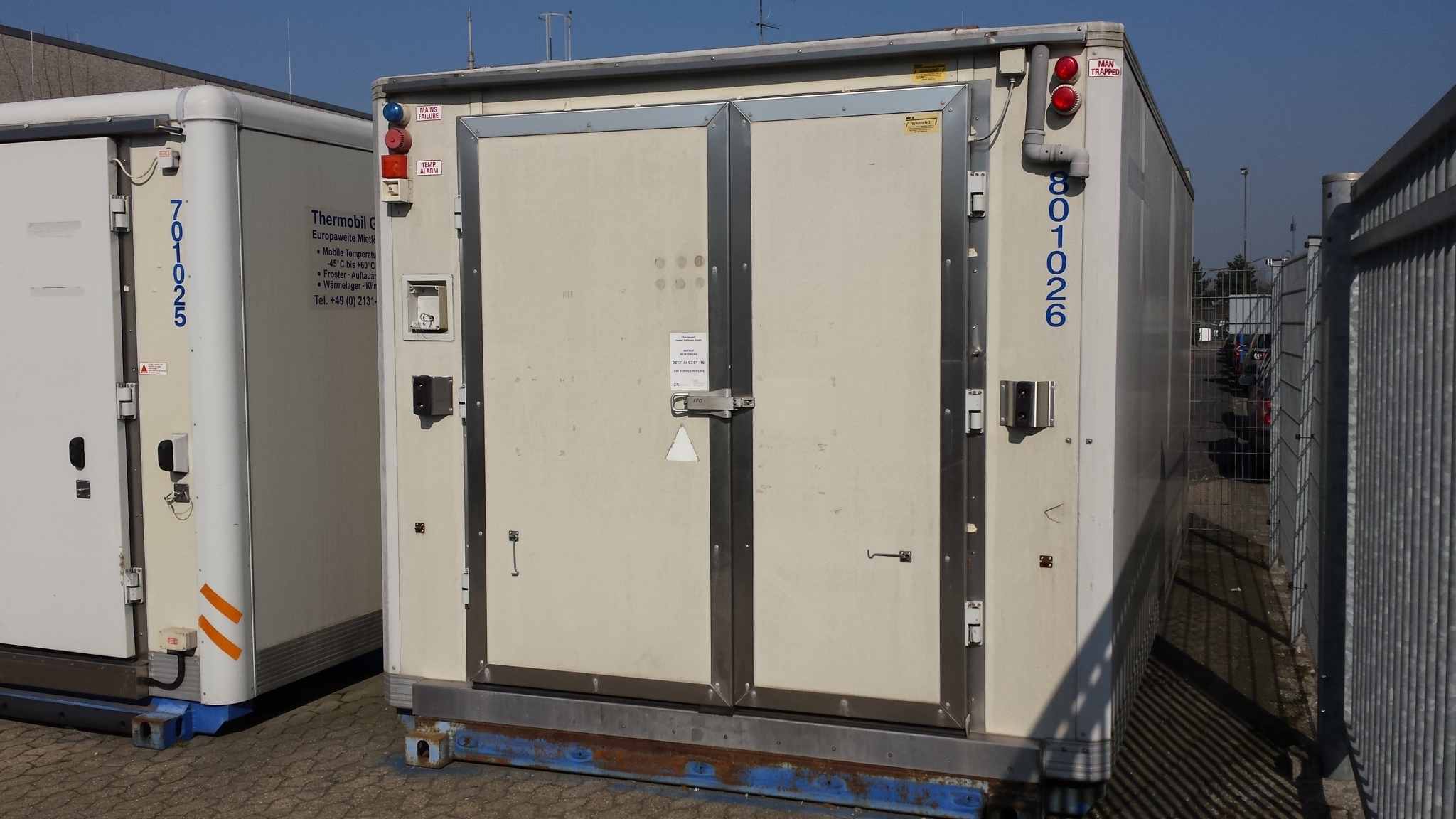 Kühlcontainer Thermobil SuperBox SB12